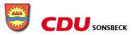 CDU Gemeindeverband Sonsbeck